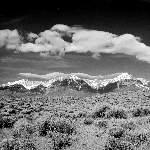 californien1996-079-17_sierranevada_wolkenueberbergkette-150
